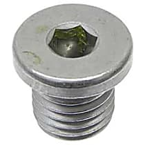 GenuineXL 07-11-9-904-550 Engine Oil Drain Plug Oil Pan (12 X 1.5 mm) - Replaces OE Number 07-11-9-904-550