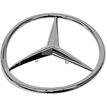 Trunk Star - Replaces OE Number 107-758-04-58