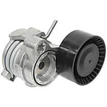 11-28-7-545-296 Drive Belt Tensioner with Pulley for Water Pump/Alternator Belt - Replaces OE Number 11-28-7-545-296