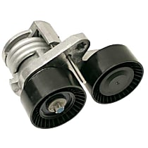 11-28-7-565-225 Drive Belt Tensioner with Pulleys for Alternator, Power Steering - Replaces OE Number 11-28-7-565-225