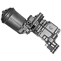 GenuineXL 11-42-1-738-640 Oil Filter Housing - Replaces OE Number 11-42-1-738-640