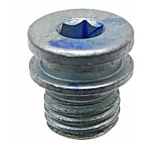 GenuineXL 11-42-7-518-083 Engine Oil Drain Plug Oil Filter Housing Cover Cap - Replaces OE Number 11-42-7-518-083