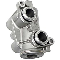 GenuineXL 11-42-7-520-214 Engine Oil Thermostat for Engine Oil Cooler - Replaces OE Number 11-42-7-520-214