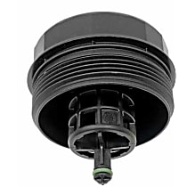 11-42-7-525-334 Cover Cap for Oil Filter Housing - Replaces OE Number 11-42-7-525-334