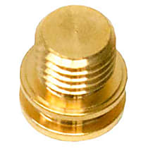 GenuineXL 11-42-7-557-513 Engine Oil Drain Plug Oil Filter Housing Cover Cap - Replaces OE Number 11-42-7-557-513