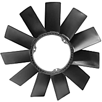 11-52-1-712-058 Fan Blade (420 mm) (11 Blade) - Replaces OE Number 11-52-1-712-058
