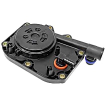 Intake Manifold Cover with Non-Return Valve - Replaces OE Number 11-61-7-501-563