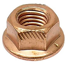 11-62-1-711-954 Exhaust Nut - Direct Fit