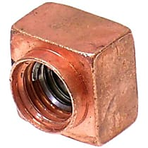 11-62-1-741-172 Square Nut for Exhaust Manifold (8 mm) - Replaces OE Number 11-62-1-741-172