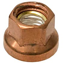 GenuineXL 11-62-7-509-731 Copper Collar Nut - Replaces OE Number 11-62-7-509-731