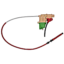 GenuineXL 124-270-16-73 Kick-Down Cable - Replaces OE Number 124-270-16-73