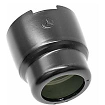 GenuineXL 124-462-28-23 Ignition Lock Shield - Replaces OE Number 124-462-28-23