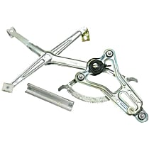 124-720-03-46 Window Regulator without Motor (Electric) - Replaces OE Number 124-720-03-46