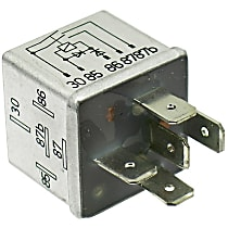 Diode Relay Fuel Injection (5-Prong) - Replaces OE Number 12-63-1-708-647