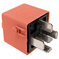 12-63-1-742-690 Multi Purpose Relay (5-Prong) (Salmon Red) - Replaces OE Number 12-63-1-742-690