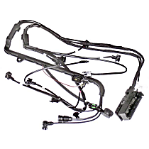 GenuineXL 129-540-77-05 Engine Wiring Harness for Fuel Injection System - Replaces OE Number 129-540-77-05