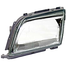 Headlight Lens - Replaces OE Number 129-820-29-66