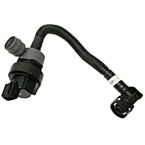 GenuineXL 13-90-7-618-647 Fuel Tank Breather Valve with Breather Line - Replaces OE Number 13-90-7-618-647