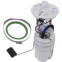 16-11-7-195-464 Fuel Pump Assembly with Fuel Level Sending Unit and Filter - Replaces OE Number 16-11-7-195-464