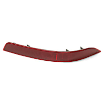 GenuineXL 164-820-10-74 Bumper Cover Reflector - Replaces OE Number 164-820-10-74