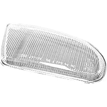 GenuineXL 170-826-10-90 Fog Light Lens - Replaces OE Number 170-826-10-90