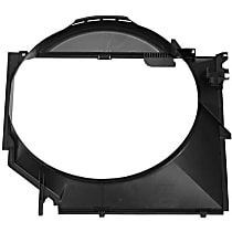 Radiator Fan Shroud - Replaces OE Number 17-11-1-436-259