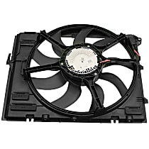 17-11-2-283-621 Cooling Fan Assembly with Shroud (850W) - Replaces OE Number 17-11-2-283-621
