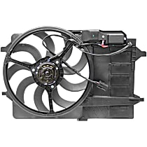 GenuineXL 17-11-7-541-092 Cooling Fan Assembly with Shroud - Replaces OE Number 17-11-7-541-092