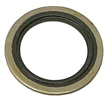 Gasket Ring for Auto Trans Oil Cooler Hose to Transmission (18.7 X 26 X 1.5 mm) - Replaces OE Number 17-22-1-723-803
