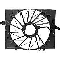 17-41-7-543-283 Cooling Fan Shroud - Replaces OE Number 17-41-7-543-283