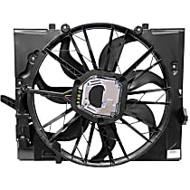 17-42-7-524-881 Cooling Fan Assembly with Shroud - Replaces OE Number 17-42-7-524-881