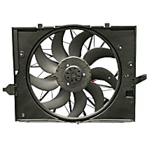 17-42-7-543-282 Cooling Fan Assembly with Shroud - Replaces OE Number 17-42-7-543-282