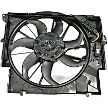 17-42-7-545-366 Cooling Fan Assembly with Shroud - Replaces OE Number 17-42-7-545-366