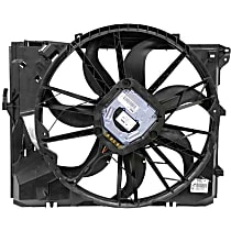 Cooling Fan Assembly with Shroud (600W) - Replaces OE Number 17-42-7-547-305