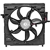 17-42-8-618-240 Cooling Fan Assembly with Shroud - Replaces OE Number 17-42-8-618-240