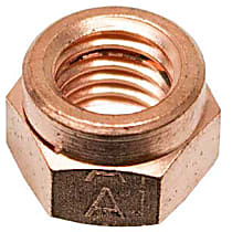 18-30-1-317-898 Hex Nut Exhaust Manifold to Catalytic Converter/Front Muffler (10 mm) - Replaces OE Number 18-30-1-317-898