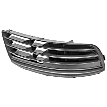 GenuineXL 1K0853666F9B9 Bumper Cover Grille - Replaces OE Number 1K0-853-666 F 9B9