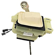 GenuineXL 203-267-88-24 Shift Lever Assembly (Floor Shifter Assembly) - Replaces OE Number 203-267-88-24