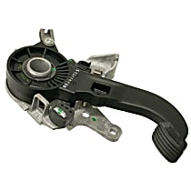 Parking Brake Pedal Assembly - Replaces OE Number 203-420-16-84