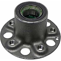 Wheel Hub with Bearings - Replaces OE Number 204-330-06-25
