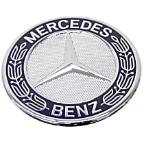 Mercedes Hood Badge - Replaces OE Number 207-817-03-16