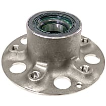 Wheel Hub with Bearings - Replaces OE Number 209-330-03-25