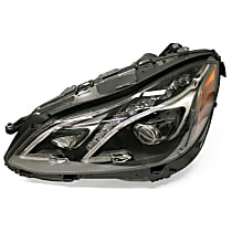 212-820-27-39 Headlight Assembly (Dynamic LED) - Replaces OE Number 212-820-27-39