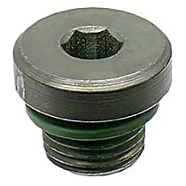 Transmission Pan Drain Plug with Seal Ring - Replaces OE Number 24-11-7-573-539