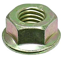 26-11-1-227-843 Nut Ribbed Hex Nut Driveshaft C/V Joint (10 mm) - Replaces OE Number 26-11-1-227-843