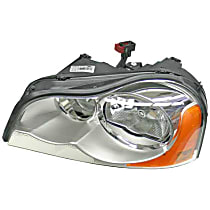 30764401 Headlight Assembly (Bi-Xenon) - Replaces OE Number 30764401