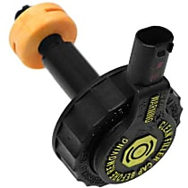 Brake Fluid Reservoir Cap with Warning Switch - Replaces OE Number 34-33-6-774-451