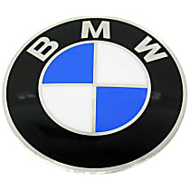 Emblem for Wheel Center Cap - Replaces OE Number 36-13-1-122-132