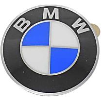 Emblem for Wheel Center Cap (65 mm Diameter) - Replaces OE Number 36-13-1-181-080