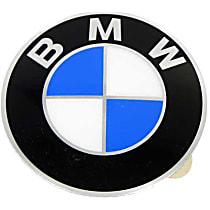 Emblem for Wheel Center Cap (58 mm Diameter) - Replaces OE Number 36-13-1-181-081